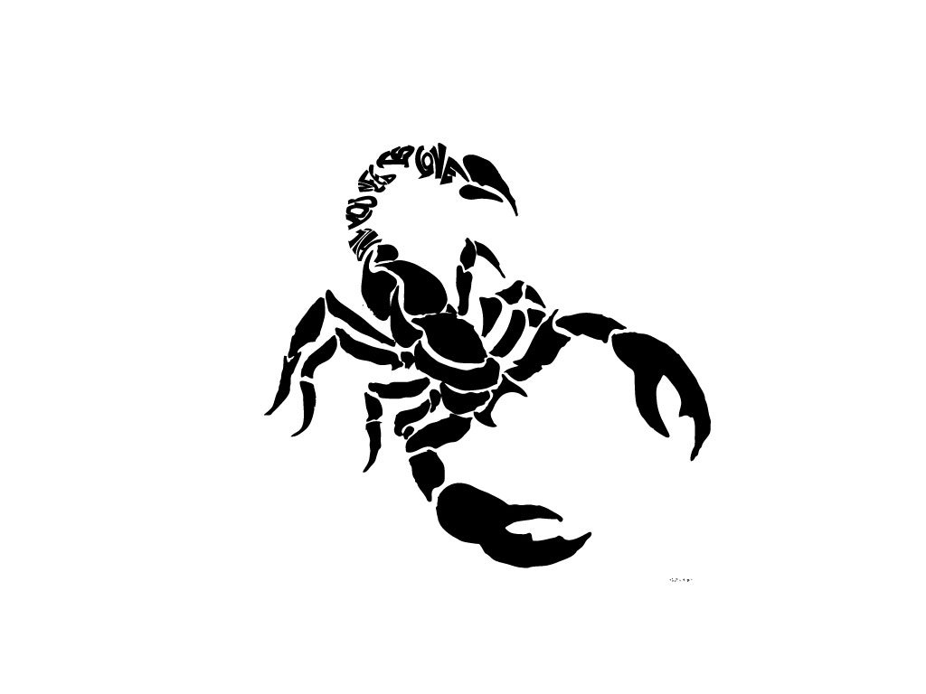 3D Scorpion tattoos pictures design Like Tattoo 1024x768