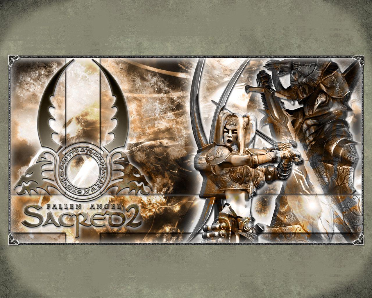 Sacred 2 Wallpapers 1280x1024
