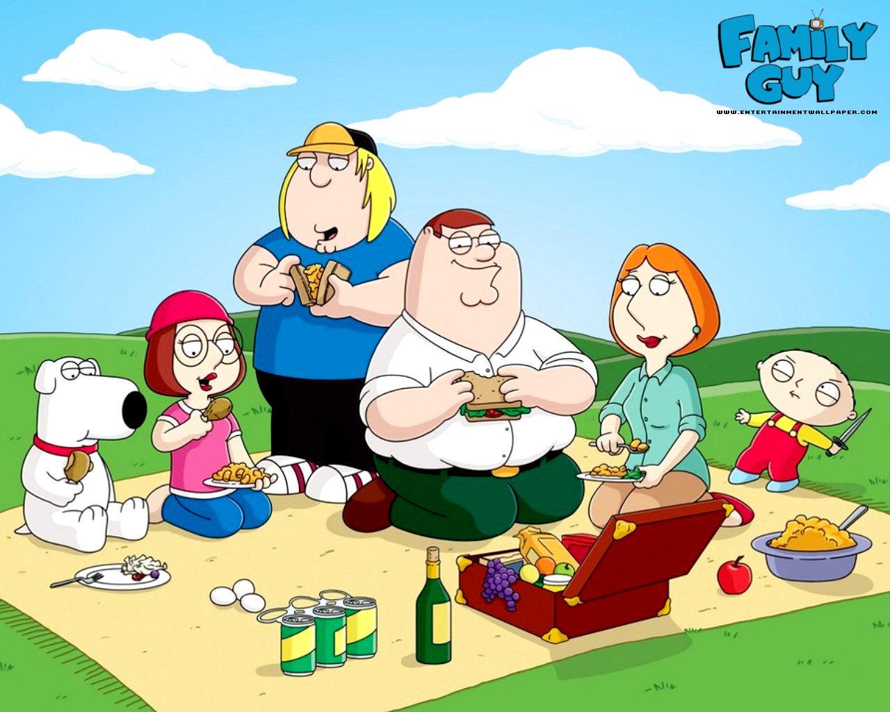Family Guy Wallpaper 1280x1024 1280x1024