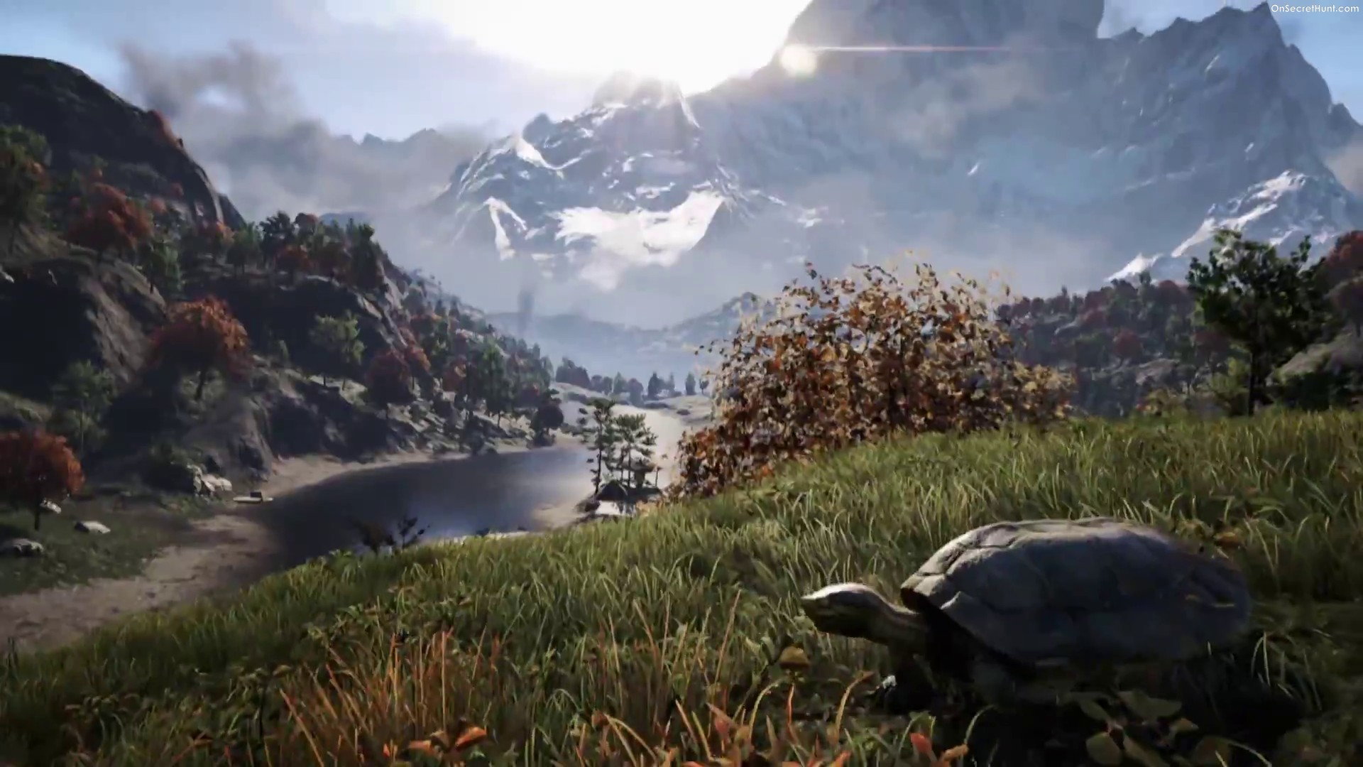 Far Cry 4 Wallpaper Elephant: Far Cry 4 Wallpapers HD