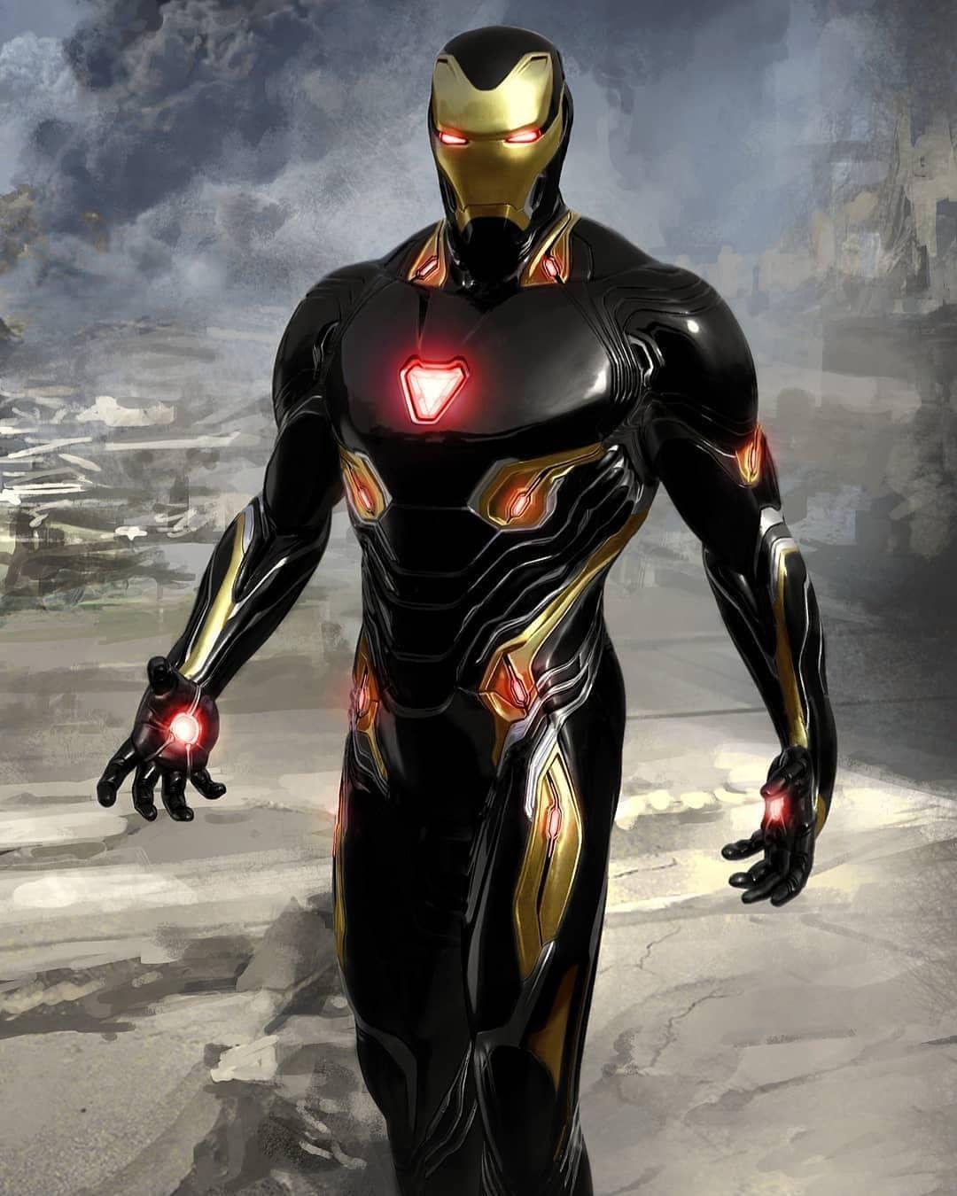 avengers ironman tonystark wallpaper black the mk 85 Marvel 1080x1350