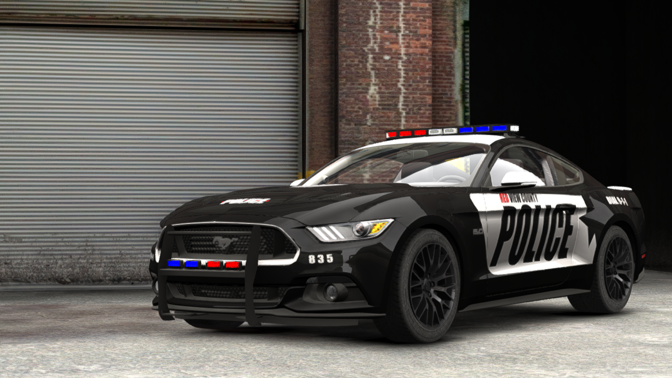 cool police car wallpaper added april 8 2014 category cars tag cool 1366x768