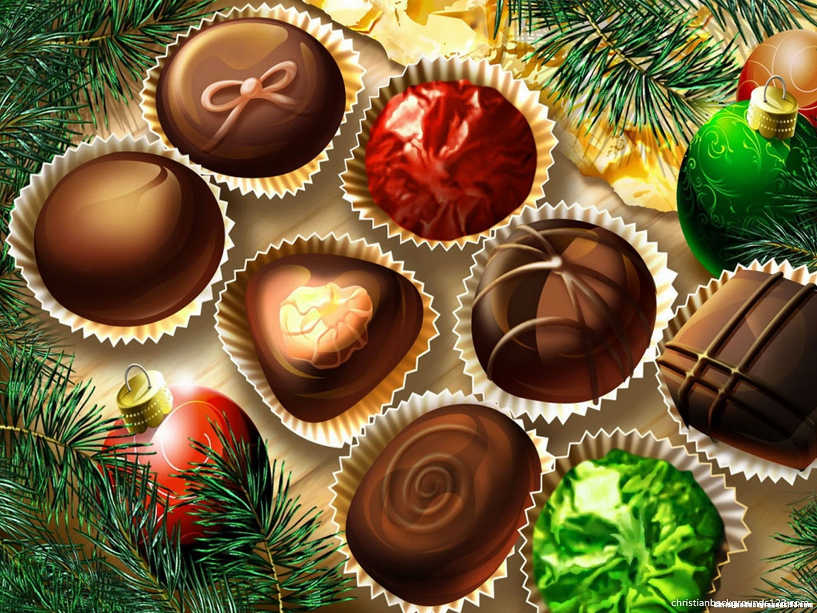 Christmas Party Background ChristianBackgrounds123 1600x1200