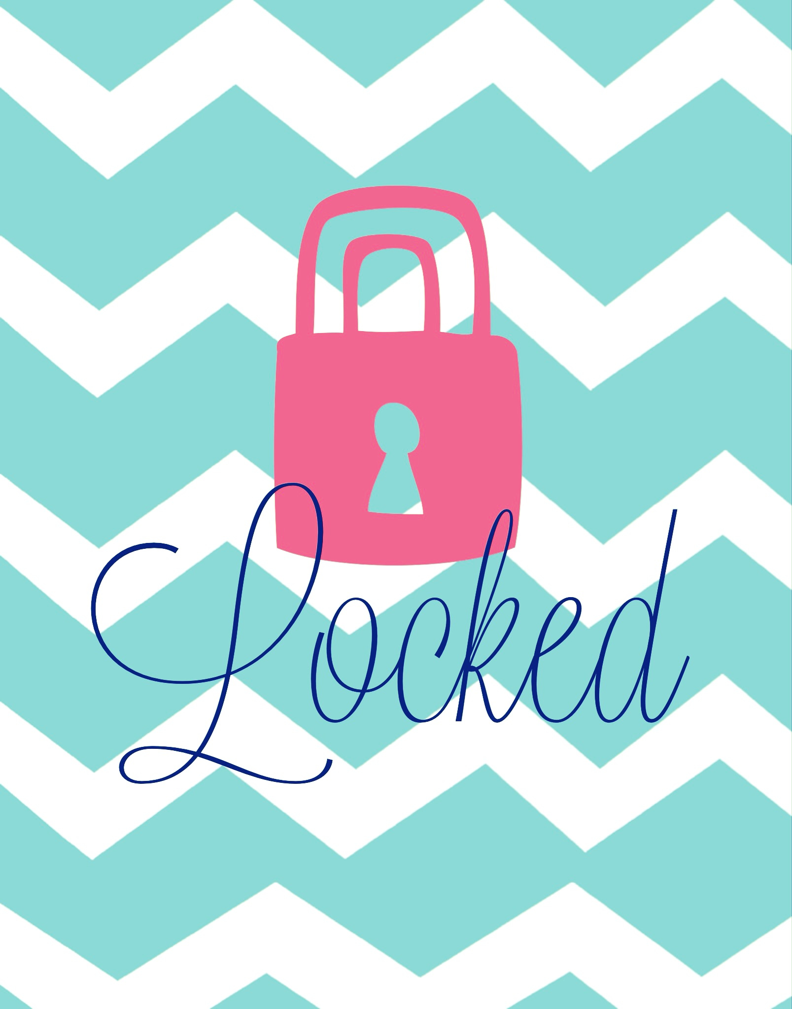 Chevron lock screen Cute pics cell backgrounds Pinterest 1607x2048