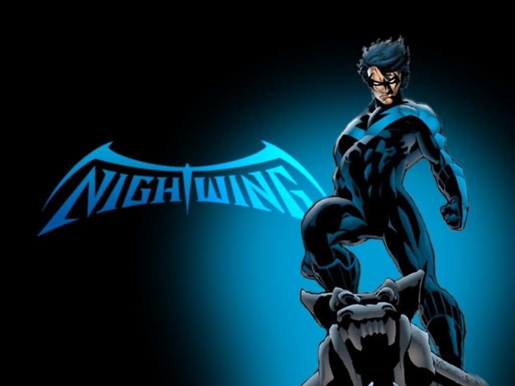 Nightwing Wallpaper 1024x768 16143 Wallpaper high quality 1024x768