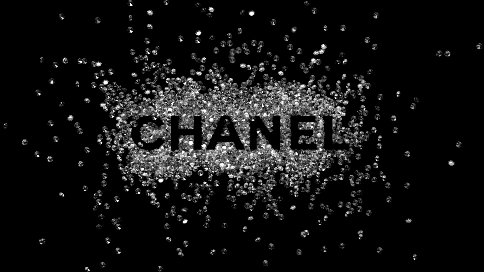 Wallpapers For Chanel Logo Wallpaper 1600x900