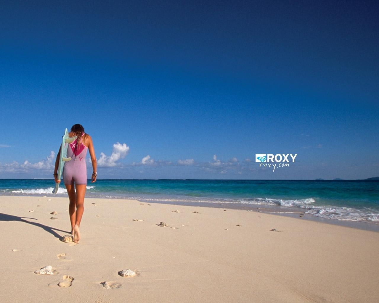 Roxy surfing   Roxy Wallpaper 921837 1280x1024