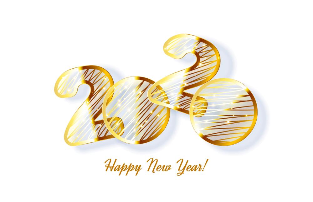 Best Happy New Year 2020 Wallpaper Images for Desktops in HD 1000x647
