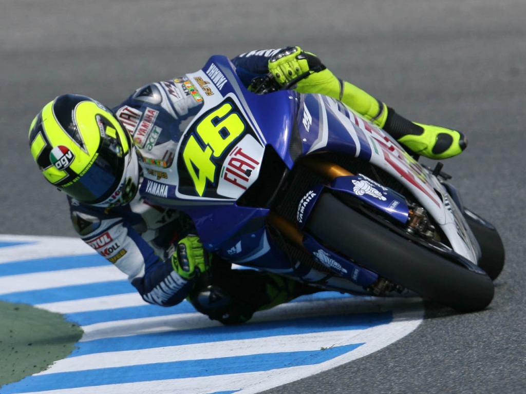 Latest Valentino Rossi HD Wallpaper   HD Wallpaper HD Wallpaper 1024x768