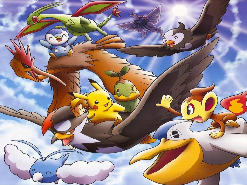 Download Pokemon Wallpapers HD for android Pokemon 1024x768