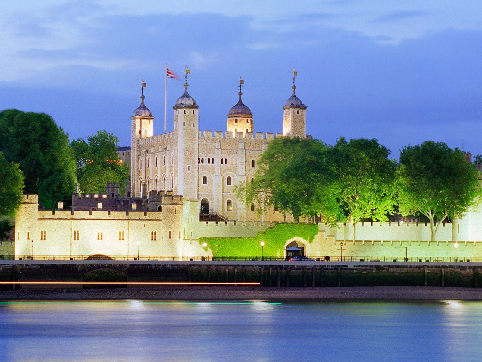 Known places: Tower Of London, England, desktop wallpaper nr. 33524