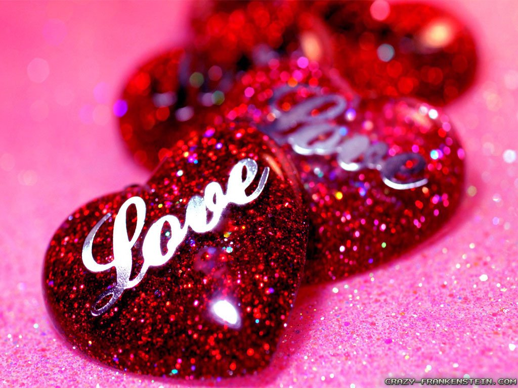 Wallpaper Backgrounds Cute Heart and Love Wallpapers with Different 1024x768