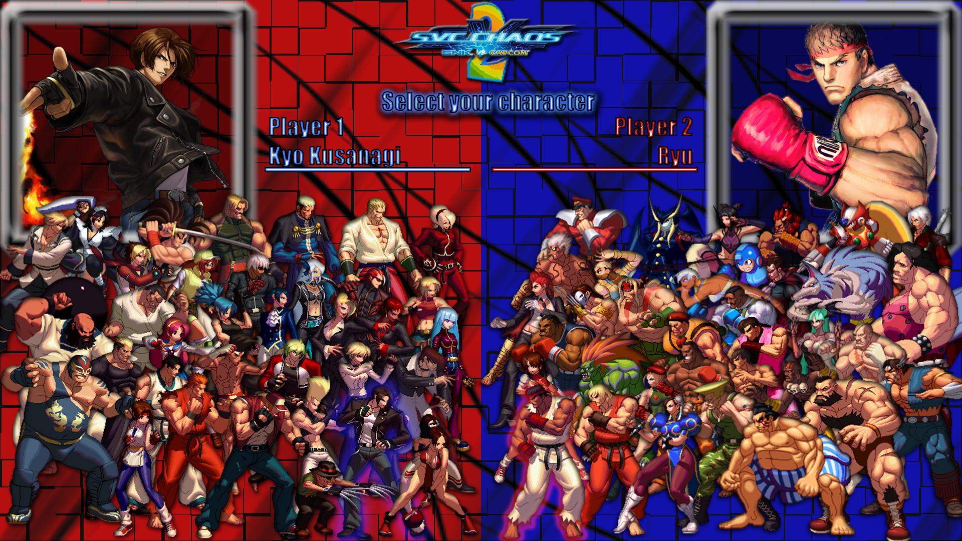 48+ Capcom vs SNK 2 Wallpaper on WallpaperSafari