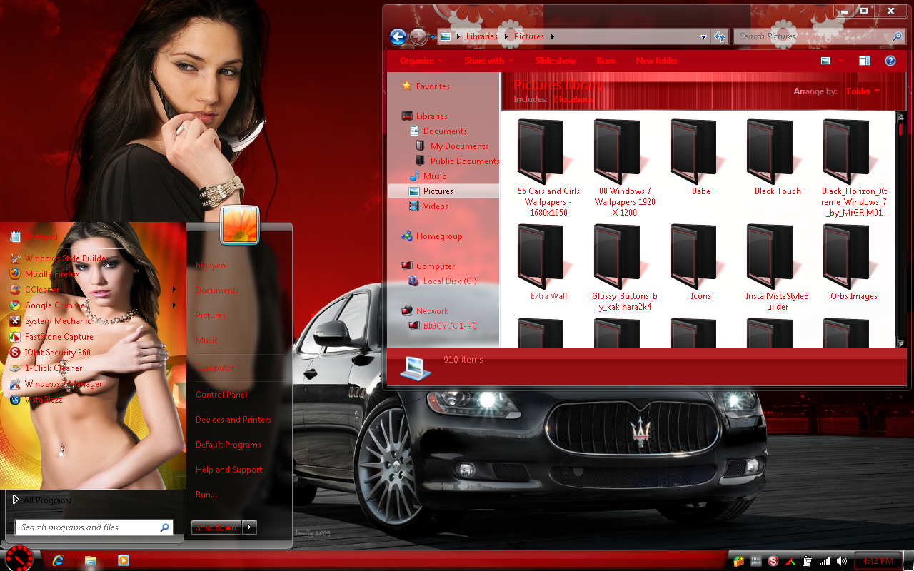 Lead Central Sexy Girls Aero Themes For Windows 7 1280x800