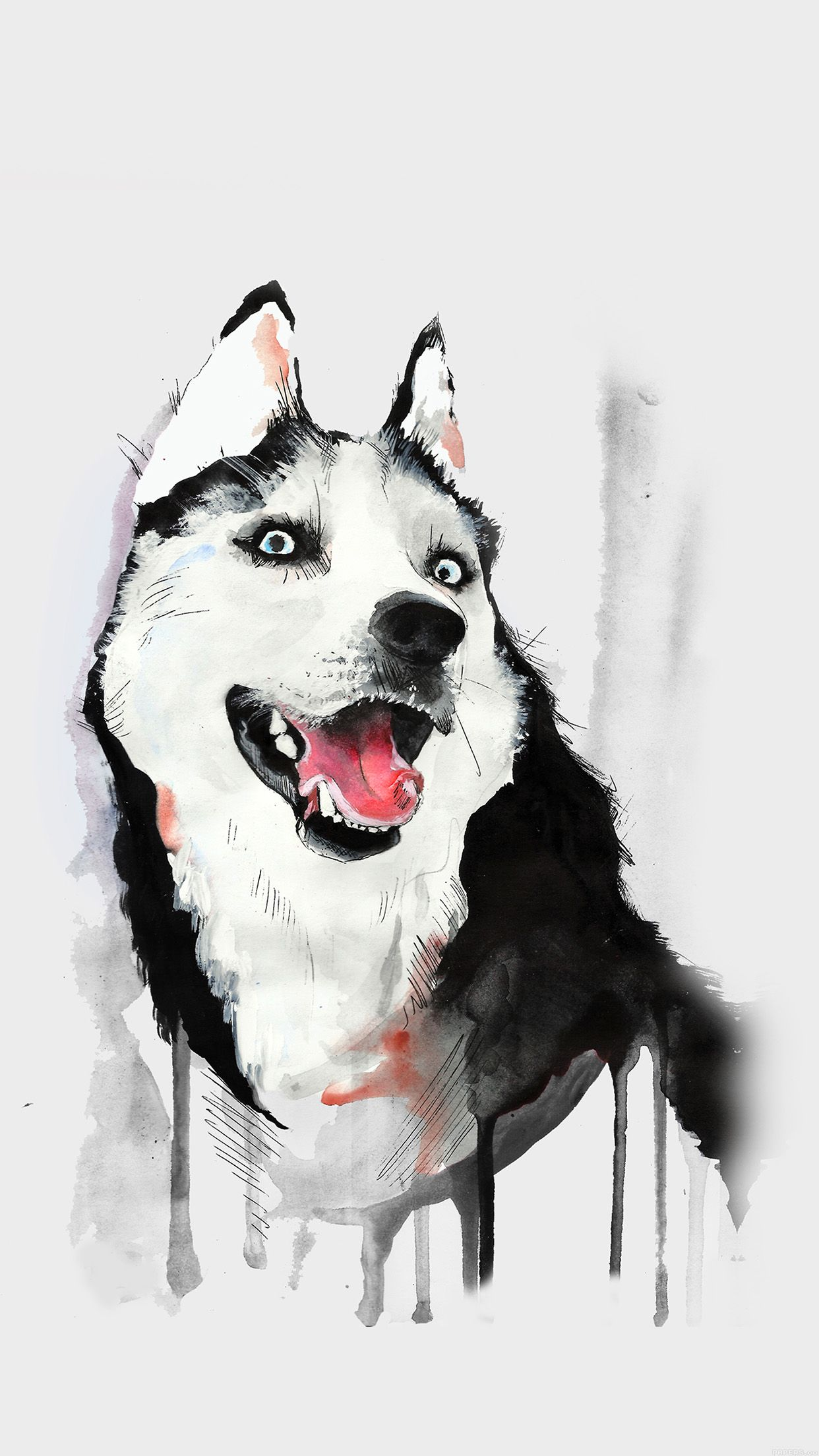 30 Amazing Illustrations iPhone Wallpapers Ipad wallpaper 1242x2208