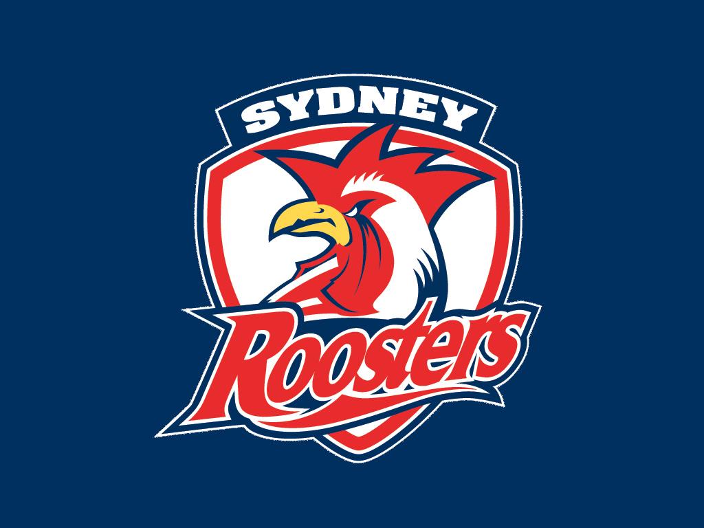 Sydney Roosters Blue Logo   NRL Wallpaper 29425464 1024x768