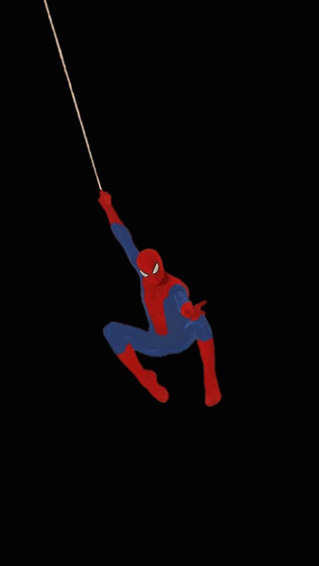 Swinging spiderman screensaver threesomes mmf free