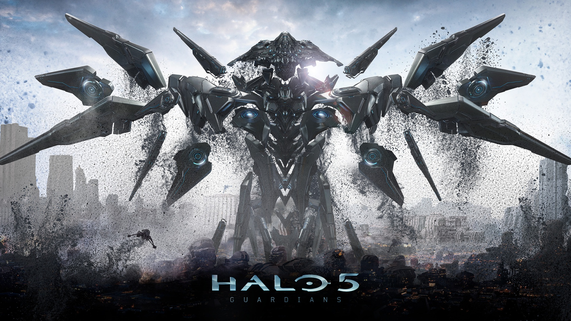 Guardian Halo 5 Guardians Wallpapers HD Wallpapers 1920x1080