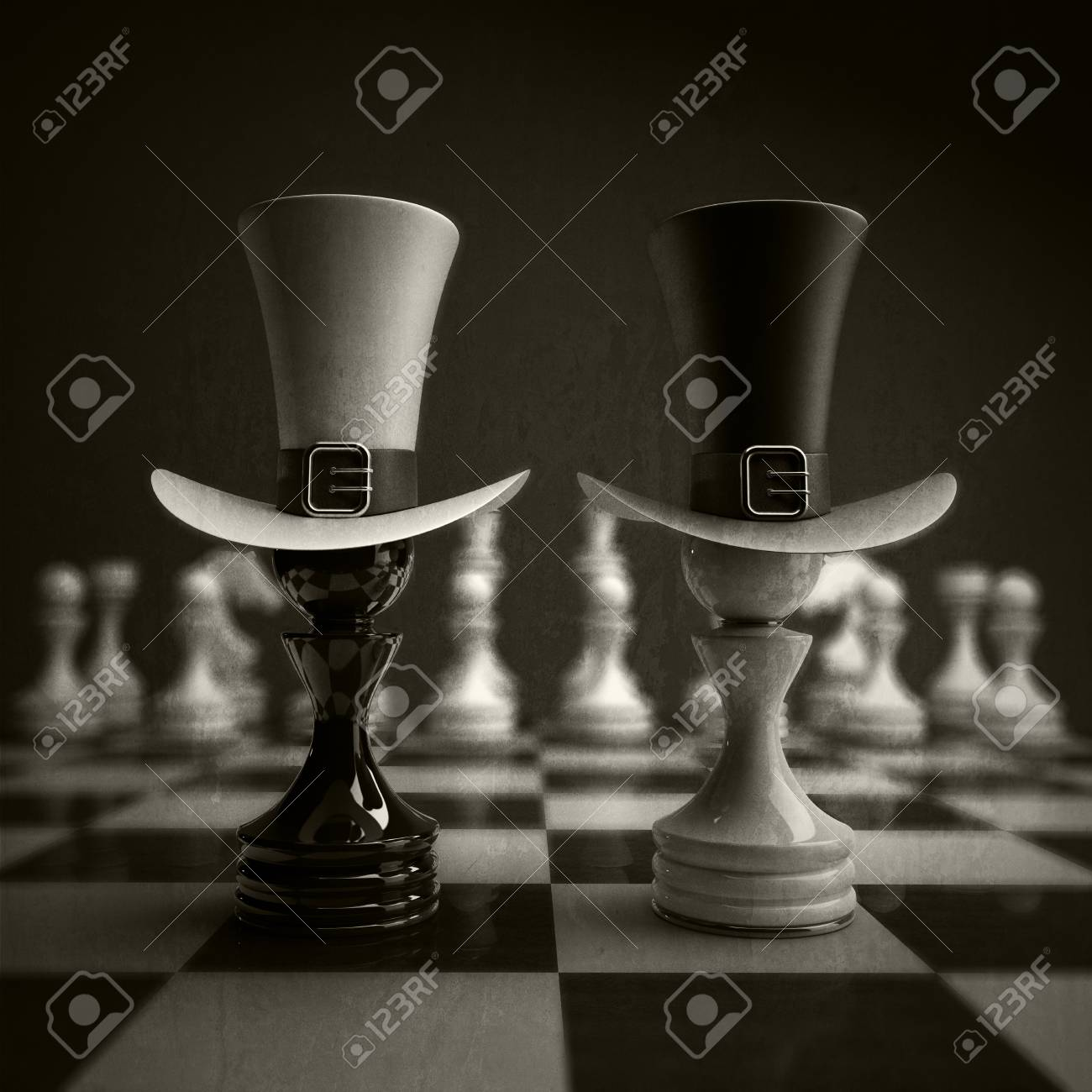 Black Vs Wihte Chess Pawn Background High Resolution Stock Photo 1300x1300