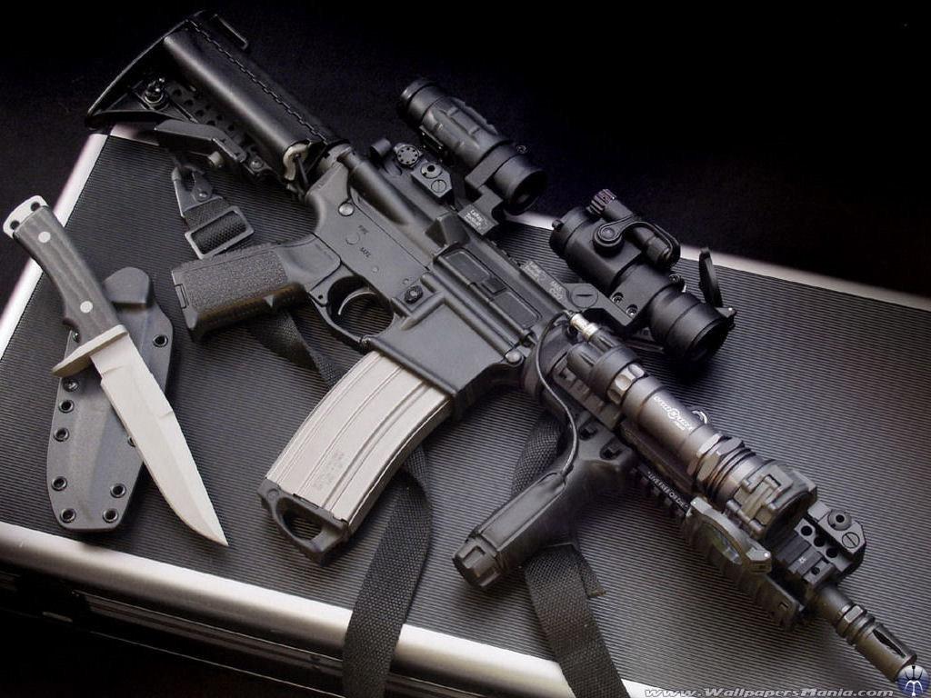 Best HD Guns Wallpapers For Desktop Gun Wallpapers 1024x768