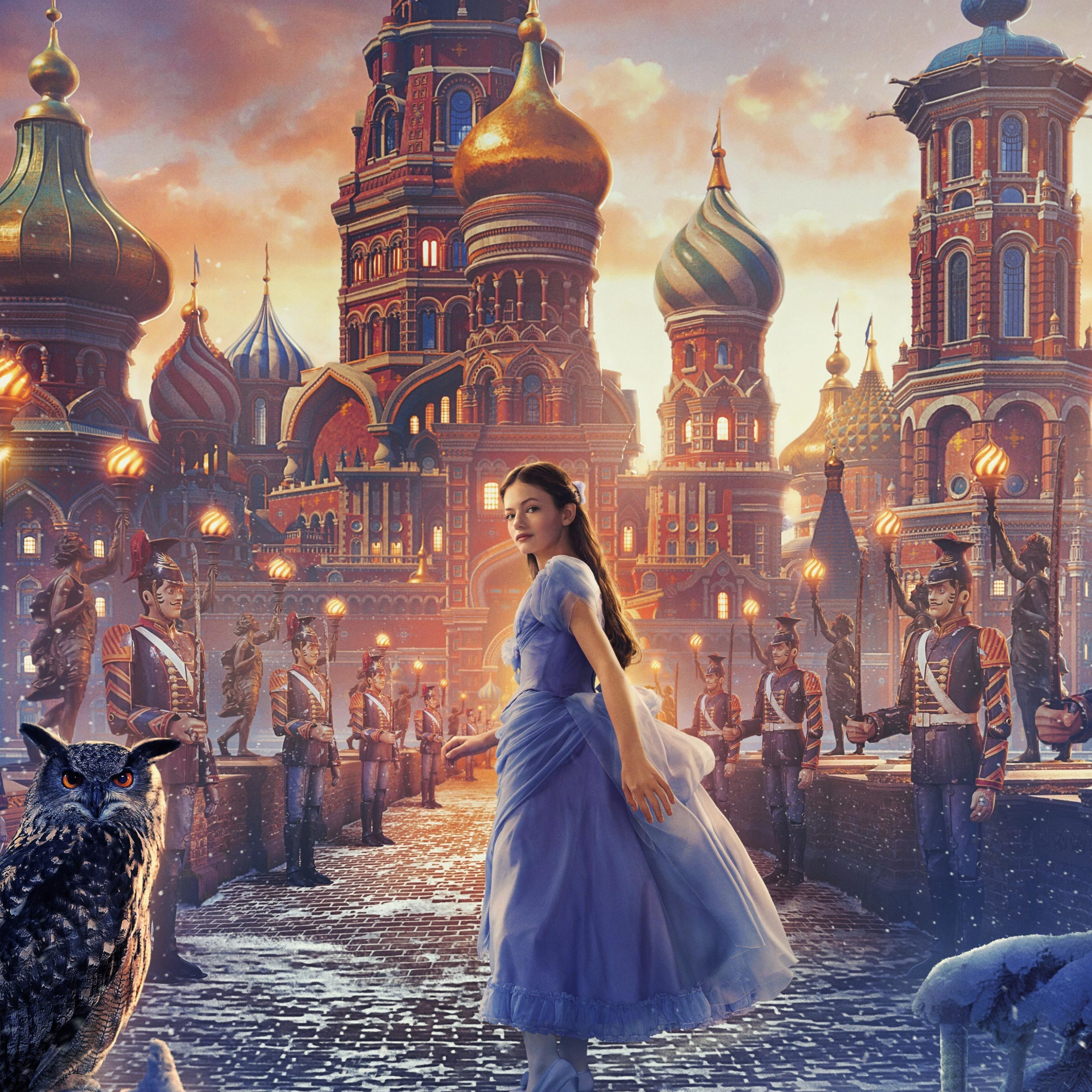 Download Mackenzie Foy The Nutcracker And The Four Realms 2018 2780x2780