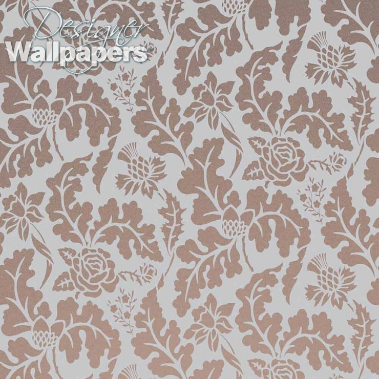 Osborne Little British Isles Damask   shipping Designer 740x740