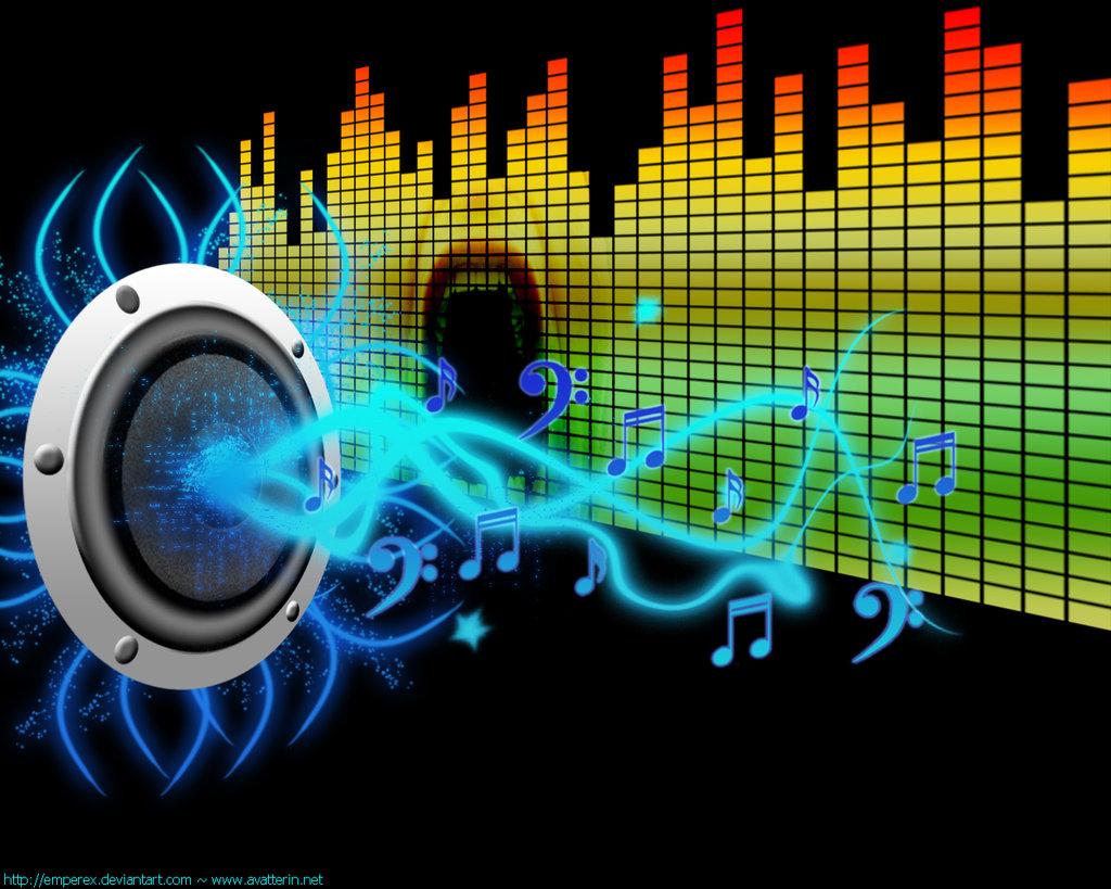 Music Wallpaper 1024x819