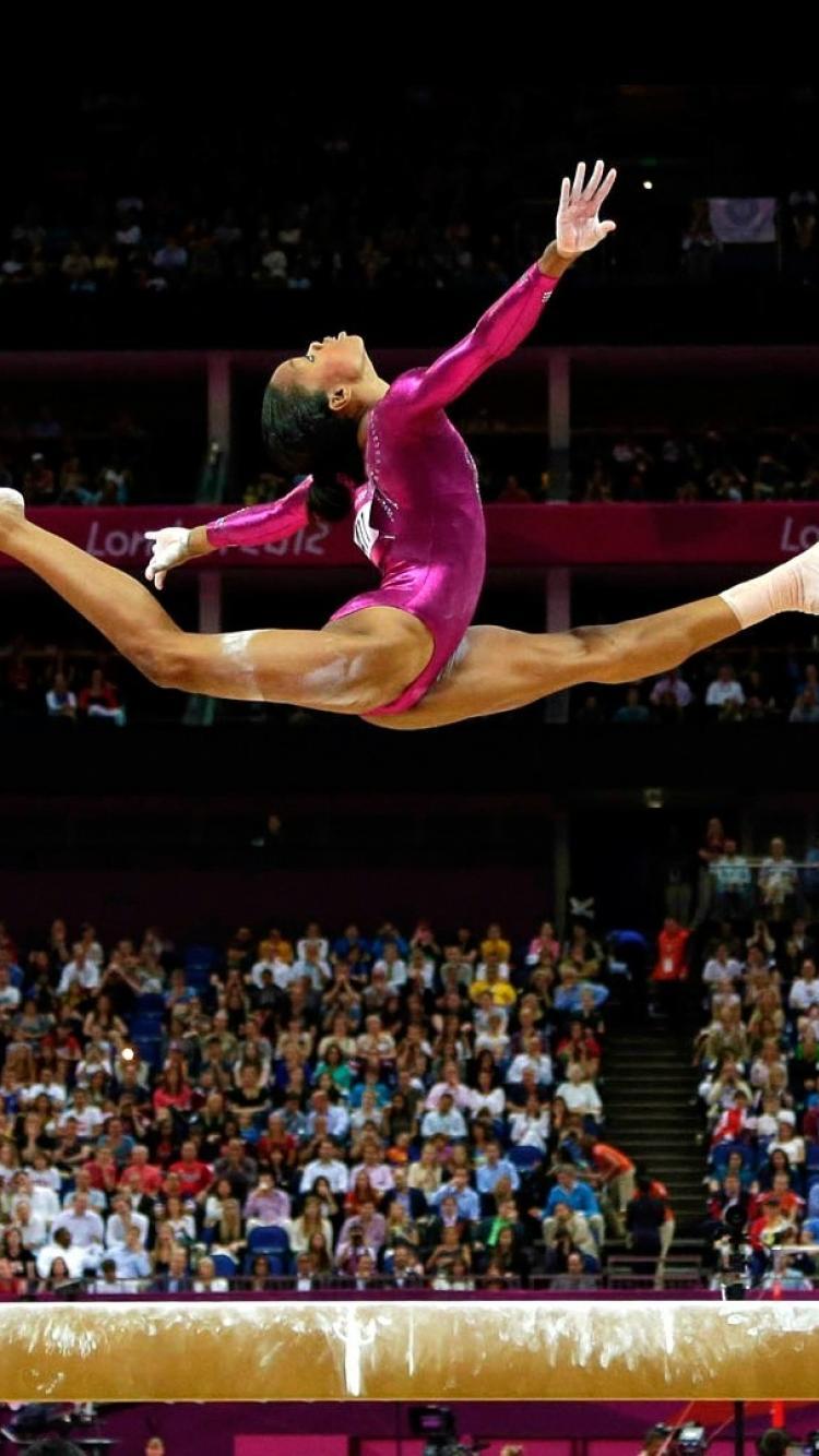 Balance beam gymnastics olympics 2012 gabrielle douglas 750x1334