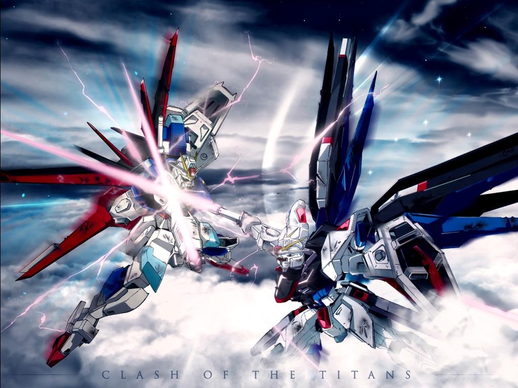 Gundam Seed Fondos de Pantalla   Imagenes Hd  Fondos gratis Iphone 1024x768
