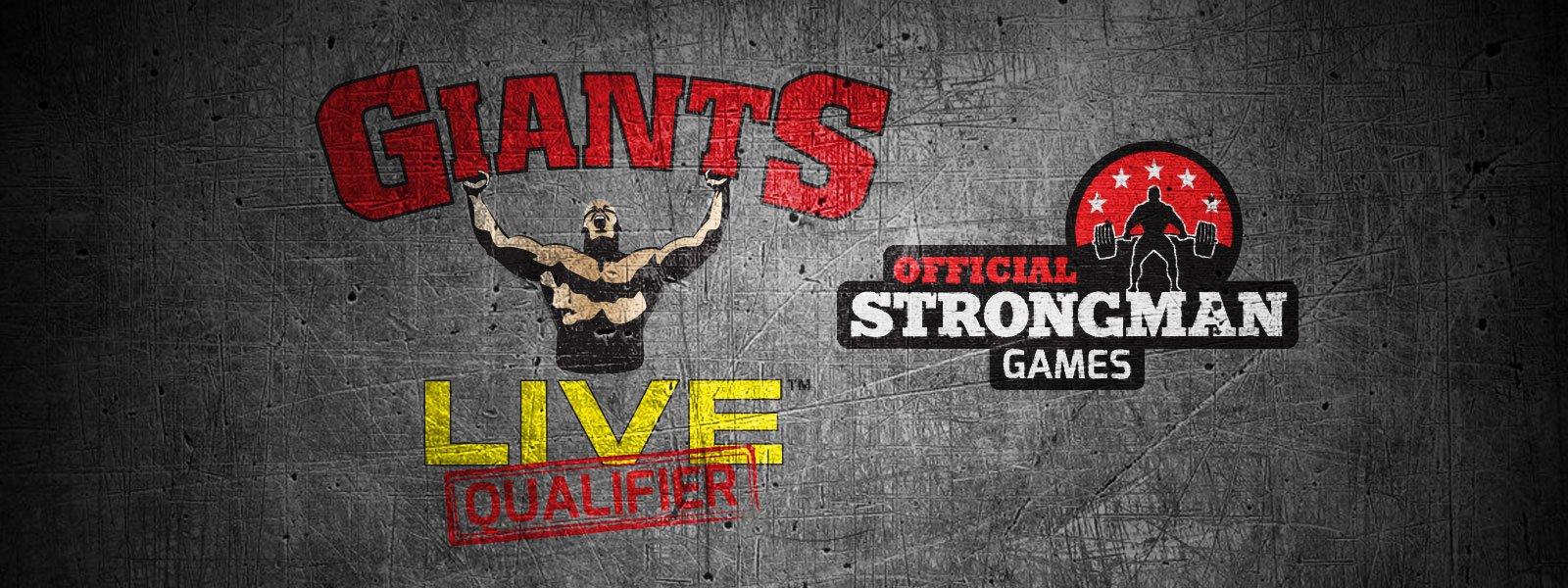 2017 Official Strongman Games   Giants Live Qualifier Train 1600x600