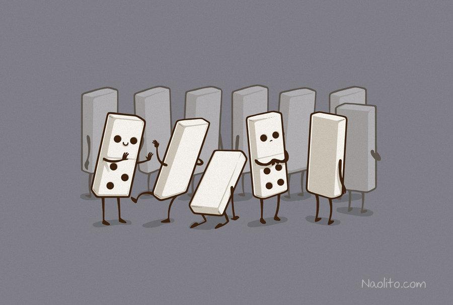 Practical Joke by Naolito 900x606
