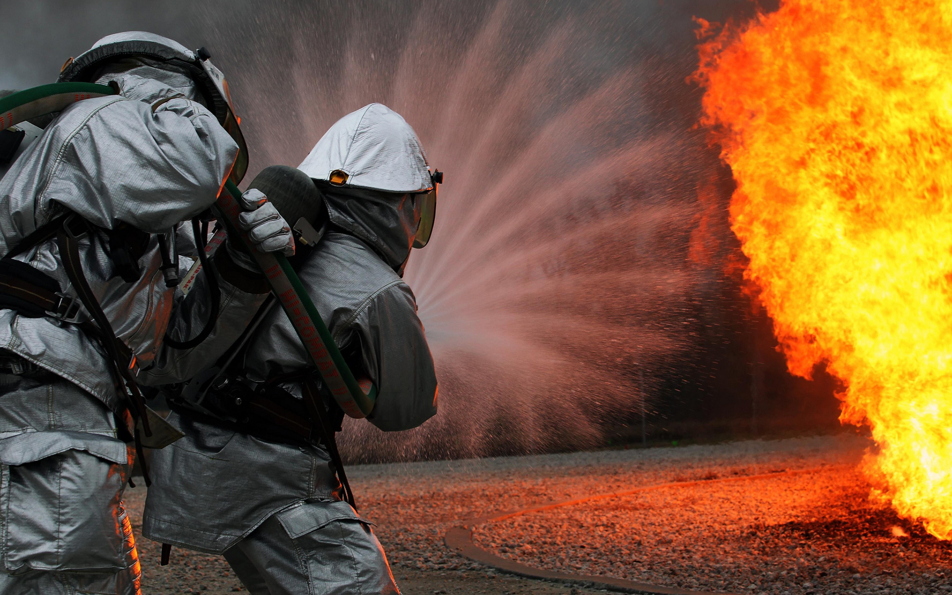 Firefighter Desktop Wallpapers HD Backgrounds Of Your 1920x1200