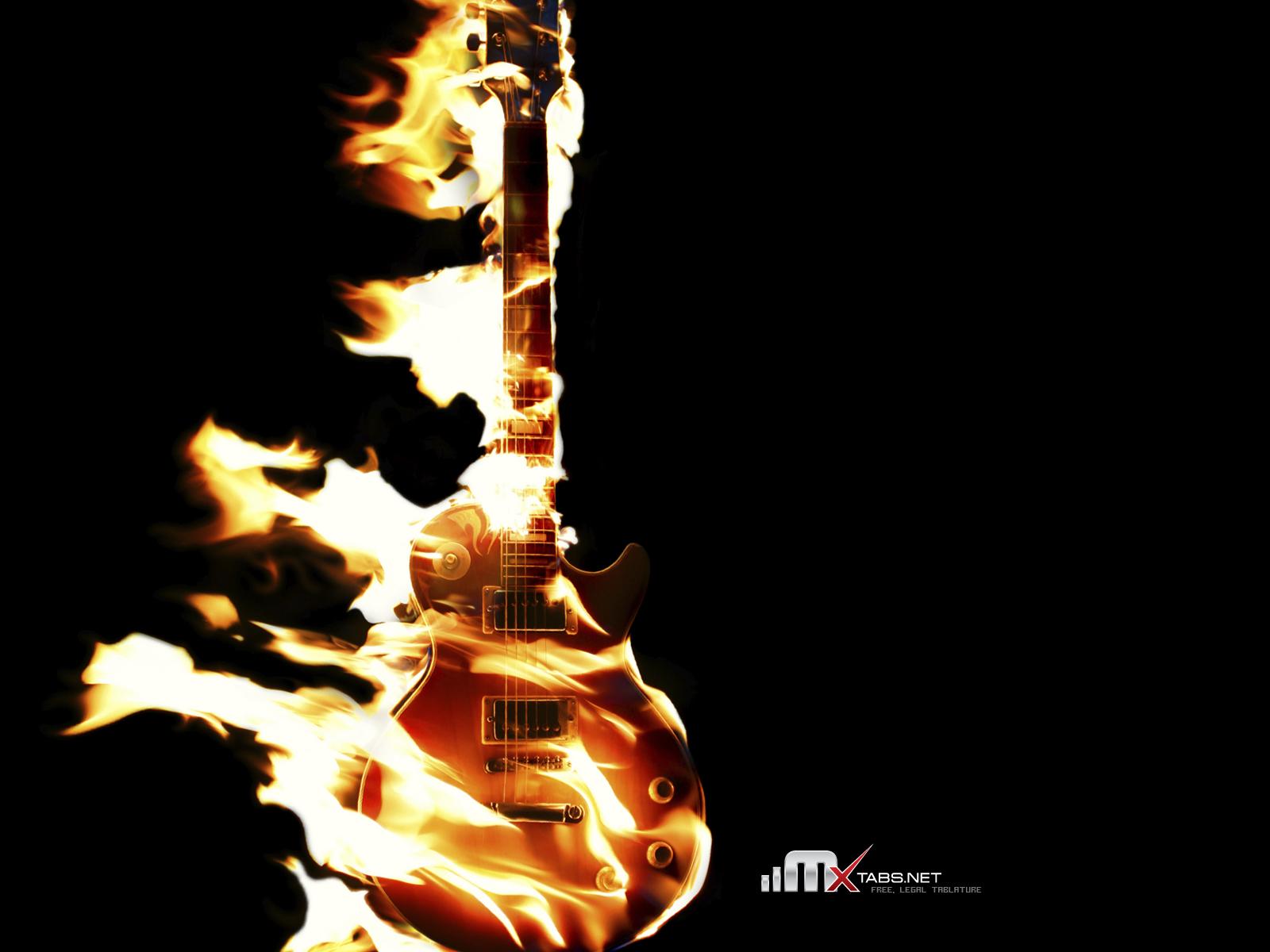 Wallpapers   Musica Guitarra RockNRoll Wallpapers 1600x1200
