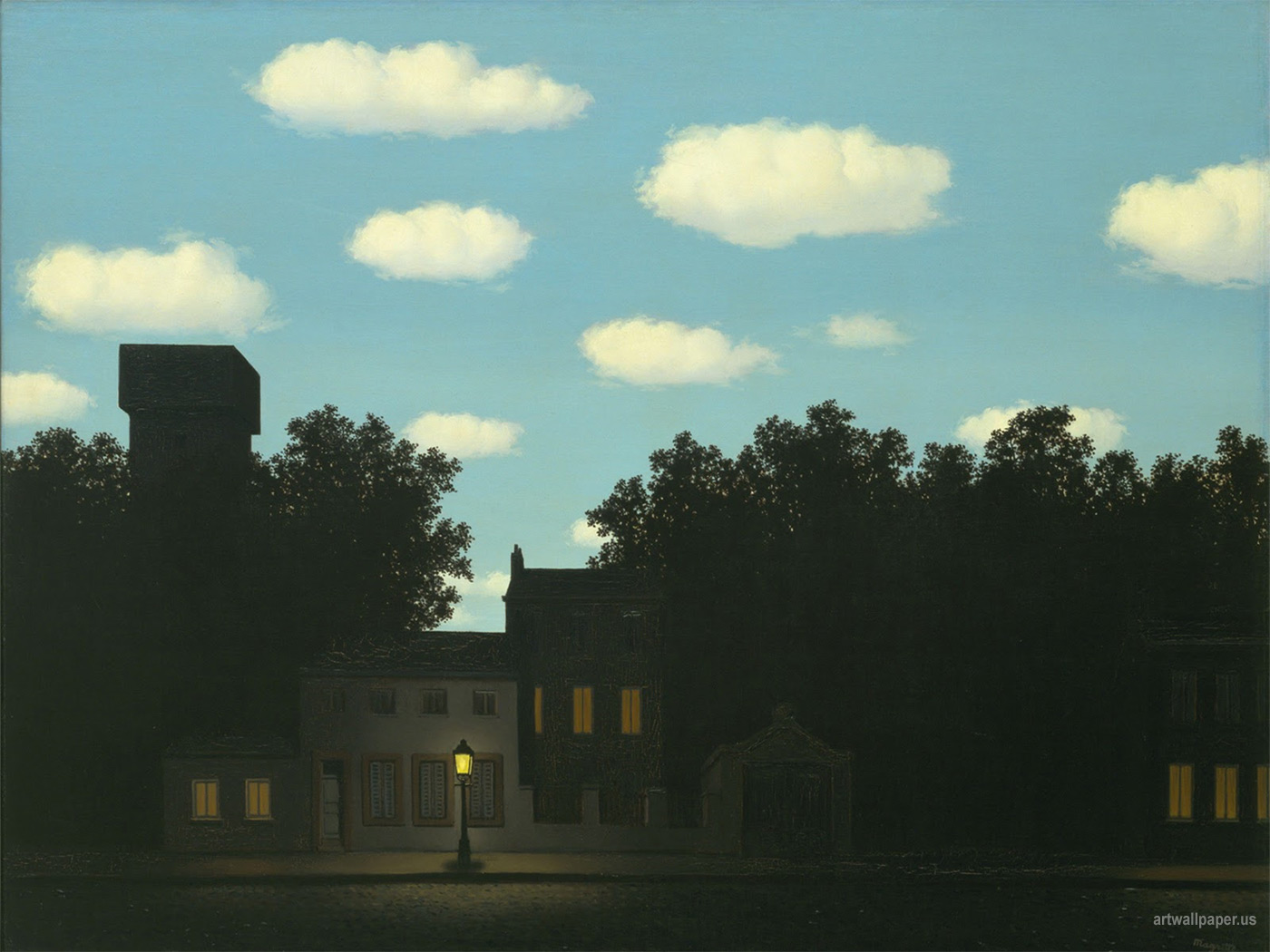 Rene Magritte Wallpapers 1400x1050