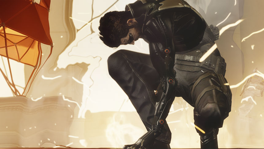 Deus Ex Human Revolution Wallpaper in 1280x1024 860x484