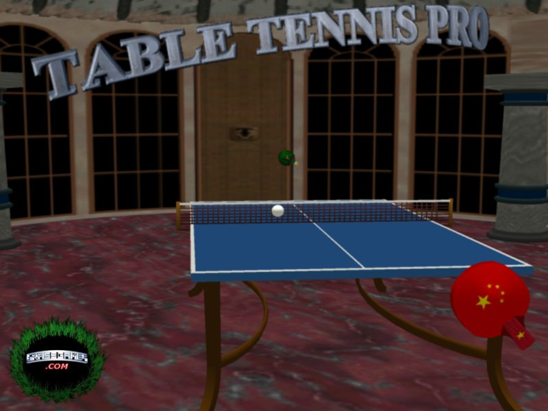Table Tennis Pro wallpaper 800x600