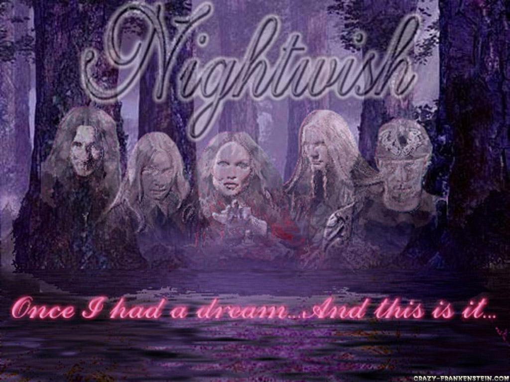 Nightwish   Music wallpapers   Crazy Frankenstein 1024x768