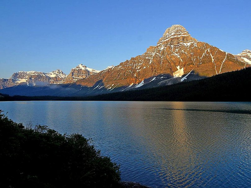Banff National Park Lake wallpaper 808x606