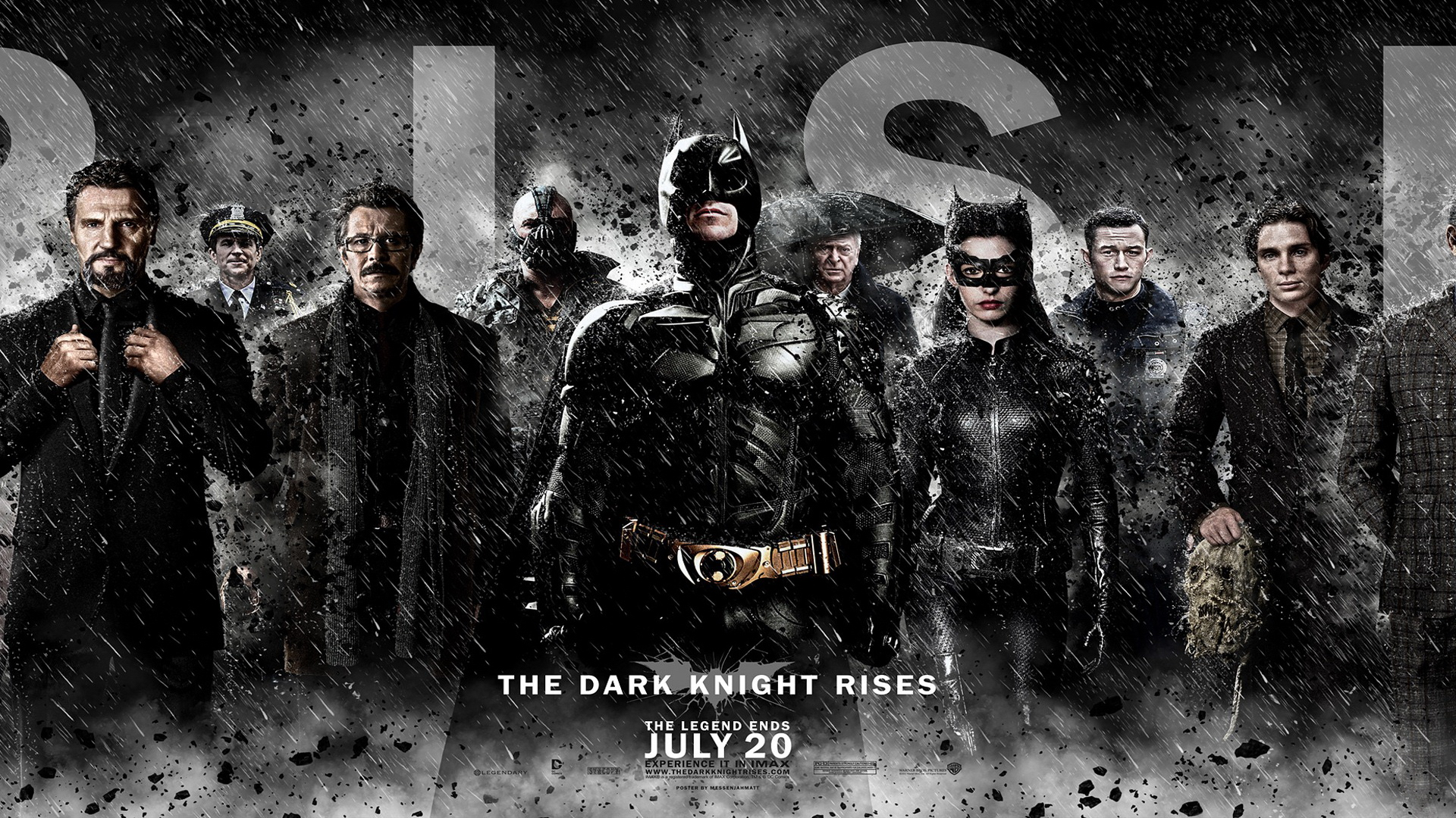 Batman The Dark Knight Rises HD Wallpapers 1920x1080 Wallpaper Hd 3D