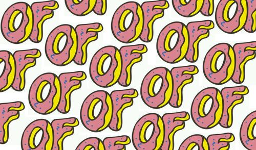 Odd Future Donut Wallpaper - WallpaperSafari Golf Wang Wallpapers