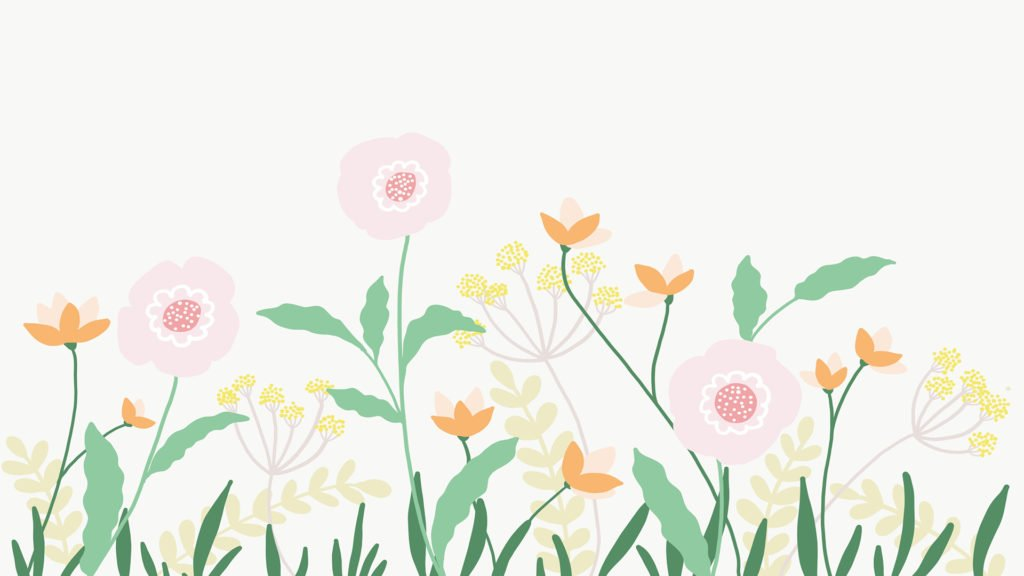 Hello May FREE Desktop Mobile Background Calendars 1024x576