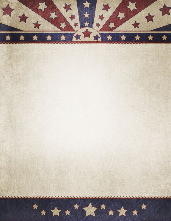 Patriotic Background by shanethayer 600x776