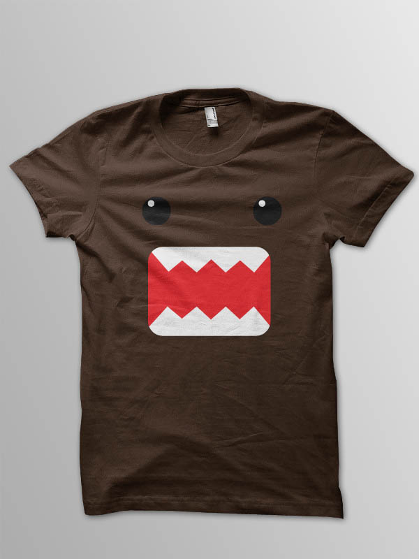 Domo Kun 2 Tattoo Pictures to Pin 600x800