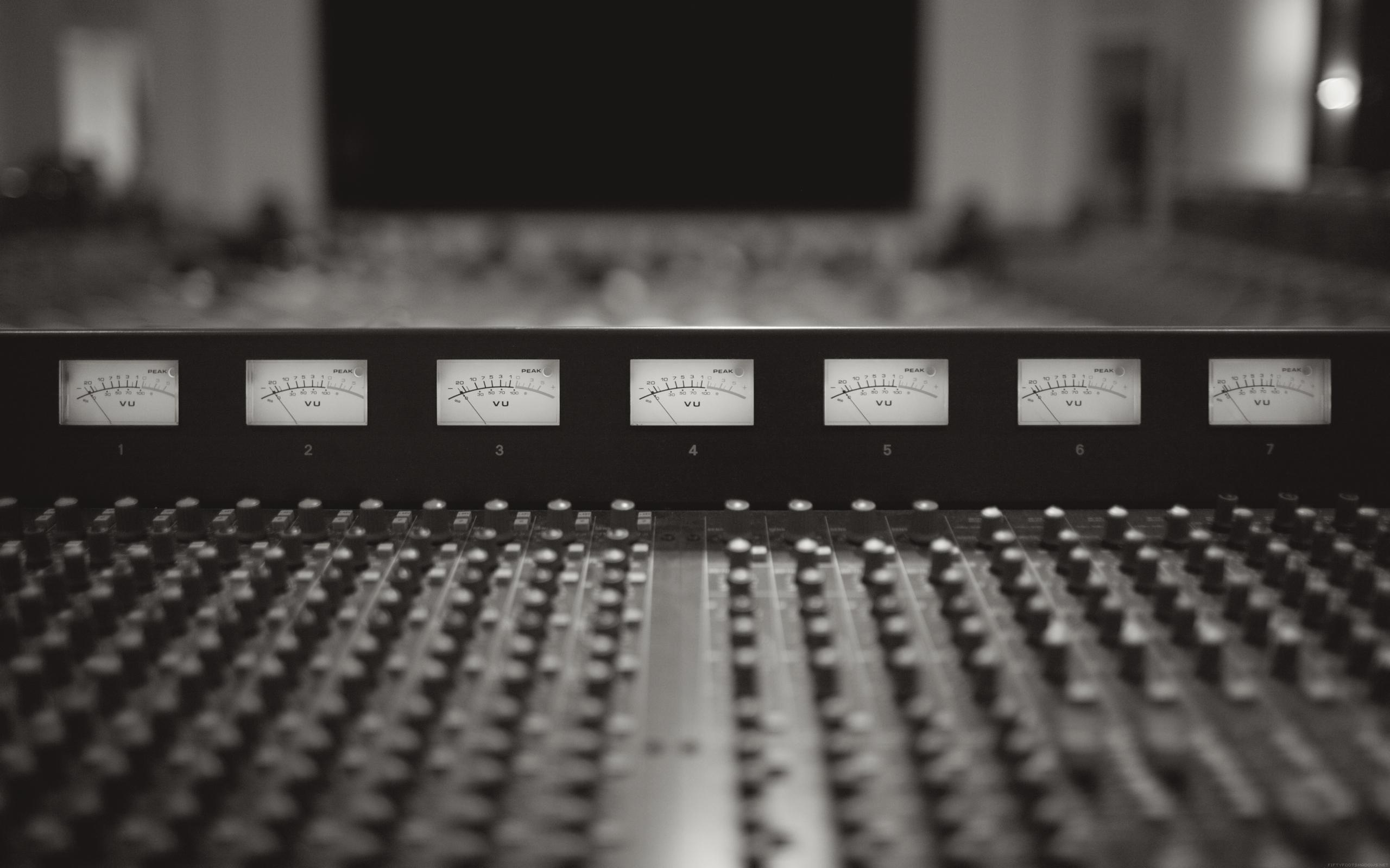 Cool recording studio wallpapers wallpapersafari - Music recording studio wallpaper ...