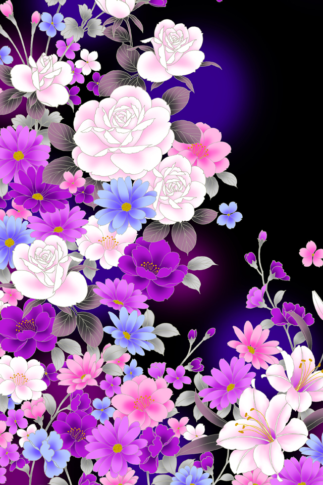 Beautiful Flowers Mobile Wallpapers for Samsung Galaxy Samsung 640x960