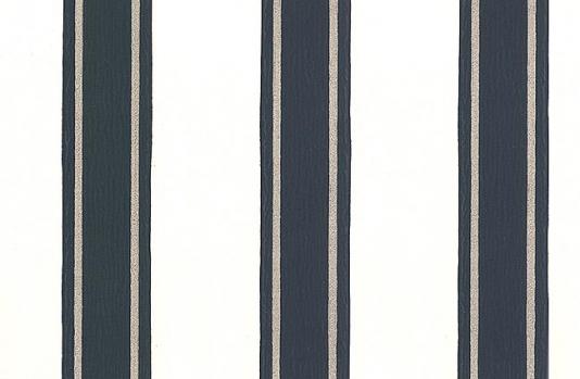 Black And Cream Striped Wallpaper Block print stripes black and 534x349
