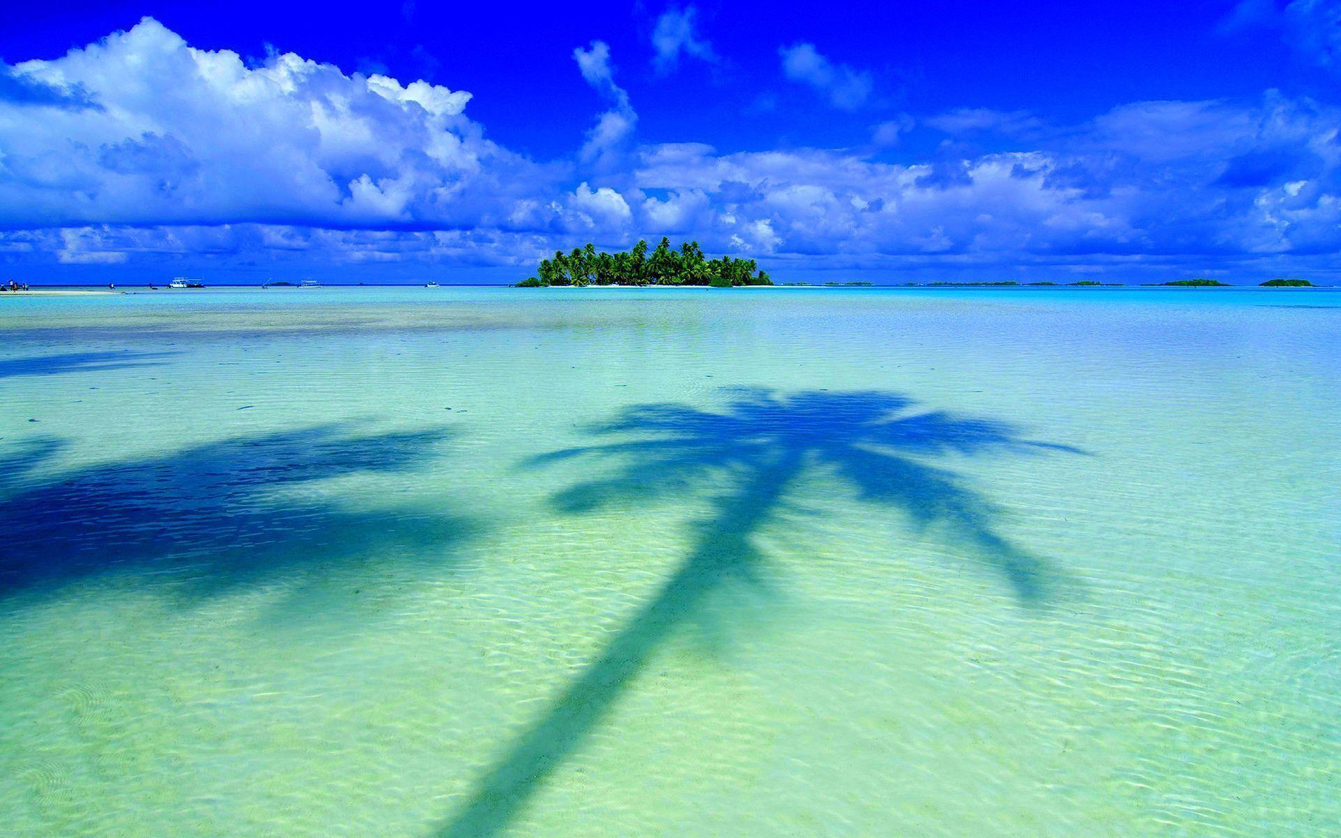 Tropical Island Wallpapers 1920x1200