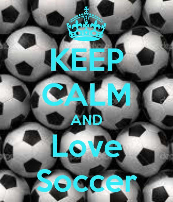 I Love Soccer Wallpaper - WallpaperSafari