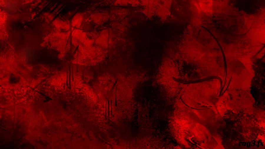 Red Grunge Wallpaper by rag3fx 900x506