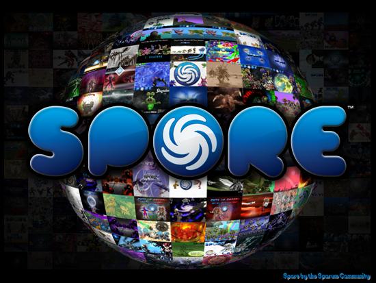 Image Gallery spore wallpaper 550x413